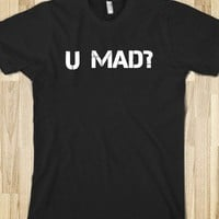U MAD?  - Candy shop
