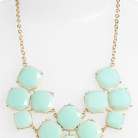 Stephan & Co. Stone Statement Necklace | Nordstrom