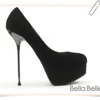 Natasha High Heels by Bella Belle Shoes