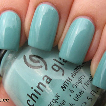 China Glaze Nail Polish Lacquer (77053-For Audrey) NEW HOT