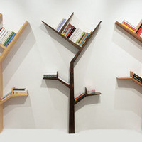 Book Shelf BookTree par Kostas Design - Cosmoligne.com