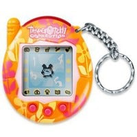 Amazon.com: Tropical Orange Flowers - Tamagotchi Connection Version 3: Toys & Games