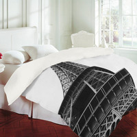 DENY Designs Home Accessories | Khristian A Howell La Tour Eiffel Duvet Cover