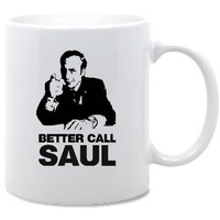 Breaking Bad Better Call Saul Handmade Coffee Mug