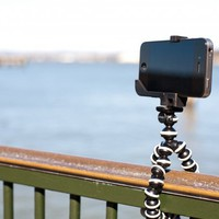 The Glif: Minimalist iPhone Stand &amp; Tripod Mount - The Photojojo Store!