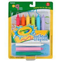 Crayola Bathtub Crayons - Colors will vary