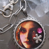 RoseWaterElizeBeth Another Pendant  Necklace