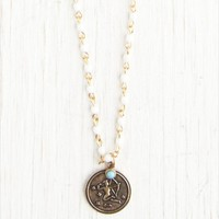 Free People Birth Stone and Zodiac Rosary