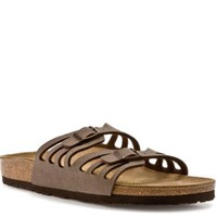 Birkenstock Women's Granada Sandal Flat Sandals Sandal Shop Women's Shoes - DSW