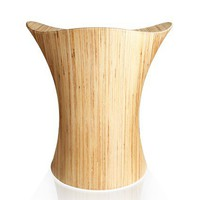 Birch Stingray Stool (wooden chair)