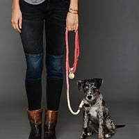 Free People Overdyed Rope Leash