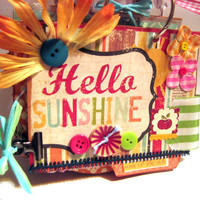 Summertime Album by MissCrackleberry on Etsy