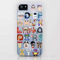 P is for Pixar (Pixar Alphabet) iPhone Case by Mike Boon | Society6