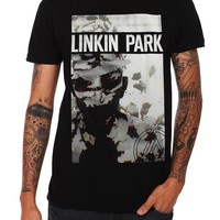Linkin Park Living Things Slim-Fit T-Shirt - 929483