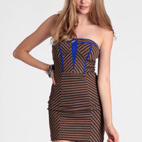 Vicarious Strapless Dress - $39.50 : ThreadSence, Women's Indie & Bohemian Clothing, Dresses, & Accessories