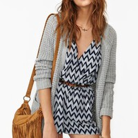 Ziggy Wrap Romper