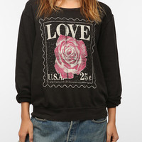 Urban Outfitters - Altru Graphic Stamp Sweatshirt