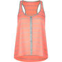 FULL TILT Neon Stripe Womens Henley Tank 191662545 | clothing | Tillys.com
