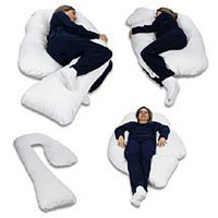 All Nighter Total Body Pregnancy Pillow by Leachco