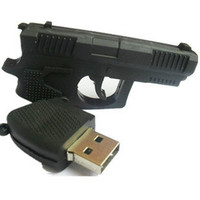 Best Real Like Pistol 8GB USB Flashdrive - GULLEITRUSTMART.COM