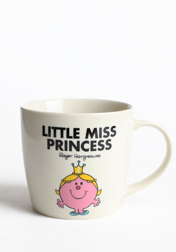Little Miss Princess Mug - &amp;#36;10.00 : ThreadSence.com, Your Spot For Indie Clothing &amp; Indie Urban Culture