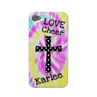 Custom Personalized Tie Dye iPhone 5 4 Samsung Galaxy s3 Phone Case