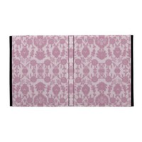 Vintage Dream Floral in Pink iPad Folio Cover from Zazzle.com