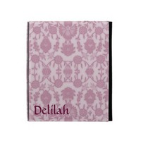 Vintage Dream Floral iPad Case in Pink from Zazzle.com