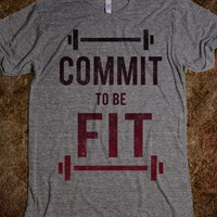 COMMIT to be FIT - Gym N Fitness