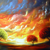 http://www.etsy.com/listing/92945562/lollipop-tree-stretched-canvas-giclee