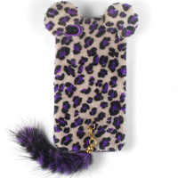 Tide TPU Soft 3D Furry L...