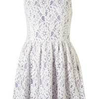 Sleeveless Lace Dress - Dresses & Rompers - New In This Week - New In - Topshop USA