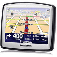 TomTom One 125 Portable GPS with 3.5&quot; Touch Screen