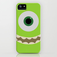 Wazowski iPhone Case by Hannah Theiring | Society6