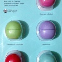 EOS (5 Pack) Organic Smooth Sphere; 5 Flavors (1 each) FAST SHIPPING