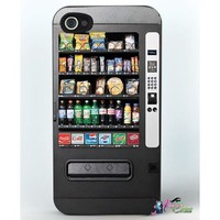 Brand New Vending Machine Hard iPhone 4 / 4s Case