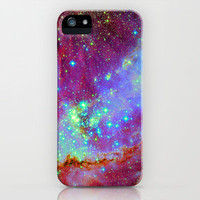 Stellar Nursery iPhone Case by Starstuff | Society6