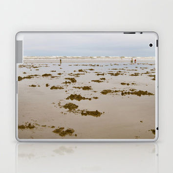 In Search of Razor Clams Laptop & iPad Skin by Upperleft Studios | Society6