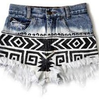 Aztec Shorts