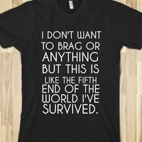 I SURVIVED - glamfoxx.com