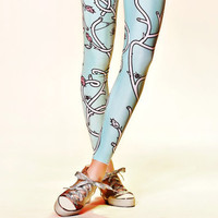 Sleeping Beauty leggings