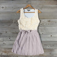 Ancient Lake Dress, Sweet Women's Country Clothing