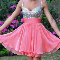 prom/cocktail short dres...