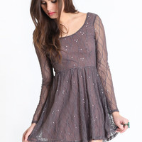 Intertwined With The Night Dress - $56.00 : ThreadSence.com, Your Spot For Indie Clothing & Indie Urban Culture
