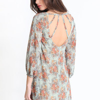 Blooming Sophisticate Dress