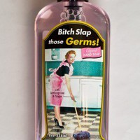 Bitch Slap Those Germs Hand Soap - american threads