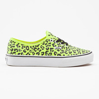 Neon Leopard Authentic