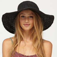 By The Sea Straw Sun Hat - Roxy