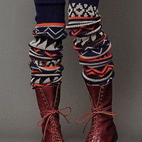 Free People Clothing Boutique &gt; Thigh Hi Loveland Legwarmer