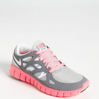 Pink Nike Running Shoe